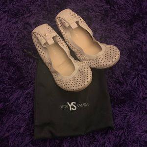 Yosi Samra Leather Ballet Flat 🥿